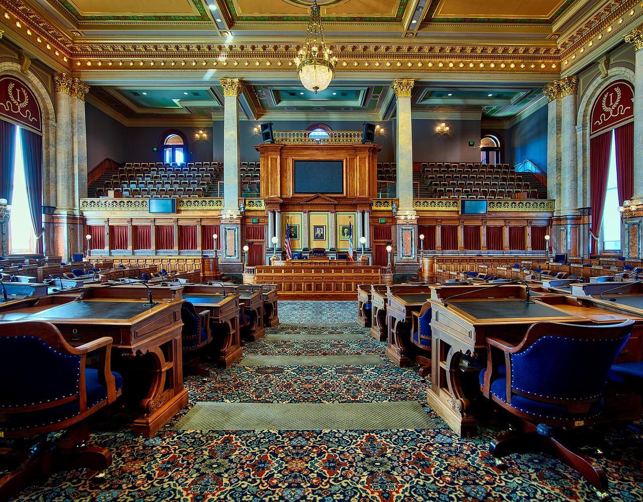 Older Iowans Legislature (OIL) Annual Meeting on Monday, September 27, 2021
